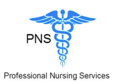 Professional Nursing Services Logo